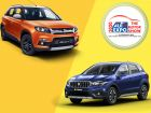 Maruti Vitara Brezza, S-Cross Petrol To Debut At 2020 Auto Expo
