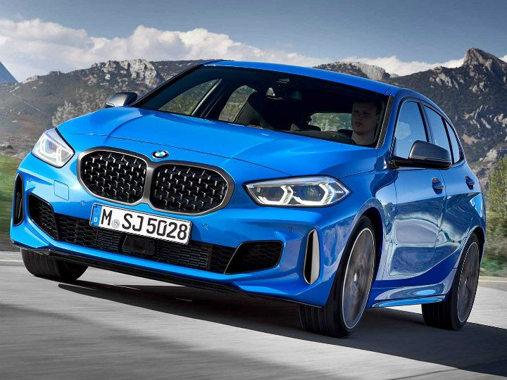 2020 Bmw 1 Series Revealed Now Front Wheel Driven Zigwheels