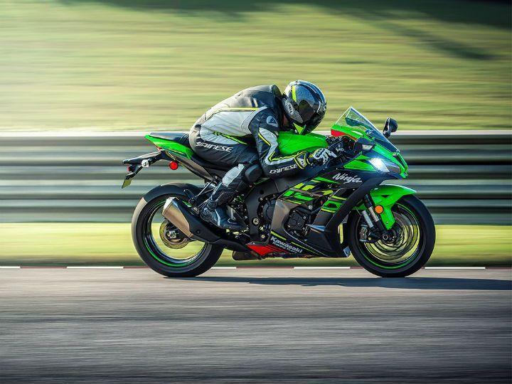 2019 Kawasaki Ninja ZX 10R launched