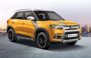 Maruti Suzuki Vitara Brezza Gets A Style Upgrade!