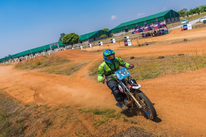 TVS Racing Off Road Training