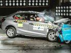 Honda Amaze Scores 4 Stars in Global NCAP Crash Test