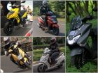 Aprilia Storm 125 Vs Honda Grazia Vs TVS NTorq 125 Vs Hero Maestro Edge 125 Vs Suzuki Burgman Street: Spec Comparison