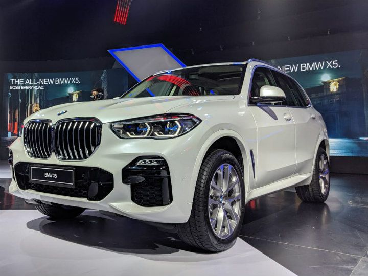 Fourth Generation Bmw X5 Launched In India Zigwheels