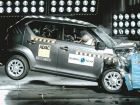 Made-in-India Suzuki Ignis Scores 3-star Global NCAP Rating