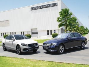 2019 Mercedes-Benz E-Class is Here! Gets Cleaner Engines And More features