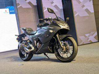 Suzuki Rolls Out New Gixxer SF 250 In India