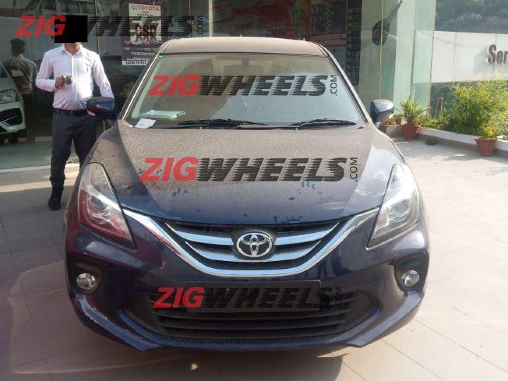 Toyota Glanza Reaches Dealerships Ahead Of Launch Zigwheels
