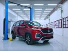 MG Motor Hector Production Begins; Set To Launch In June