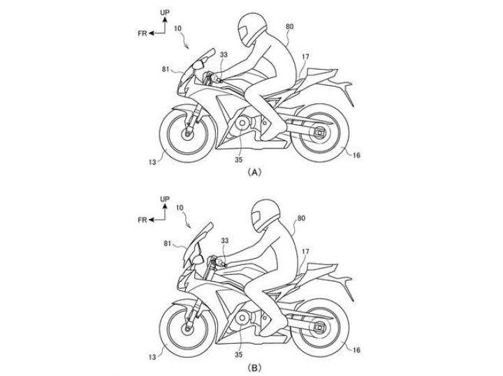 honda variable riding position