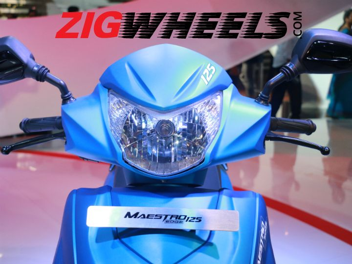 Hero Maestro Edge 125 Could Become India's First Fuel-Injected Scooter