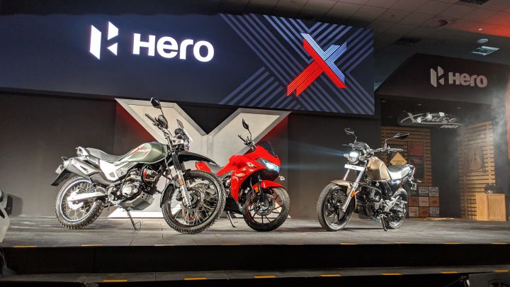 2019 Hero XPulse 200, 200T And Xtreme 200S Launched