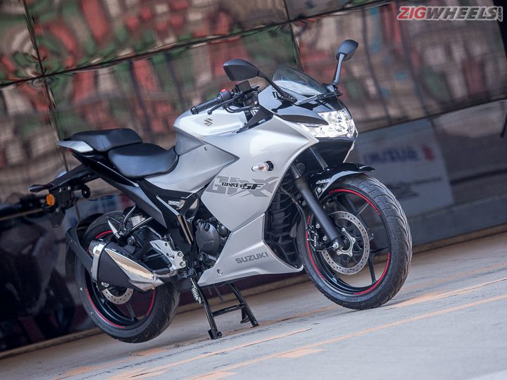 2019 Suzuki Gixxer SF review