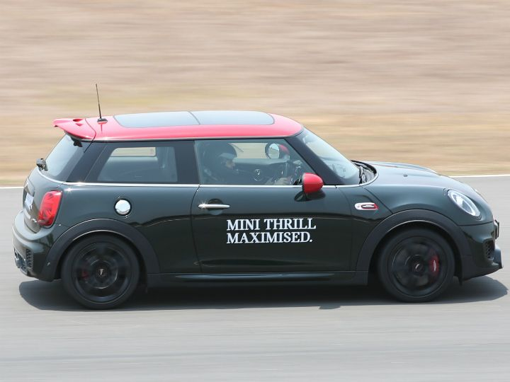 Mini John Cooper Works First Drive Review Zigwheels