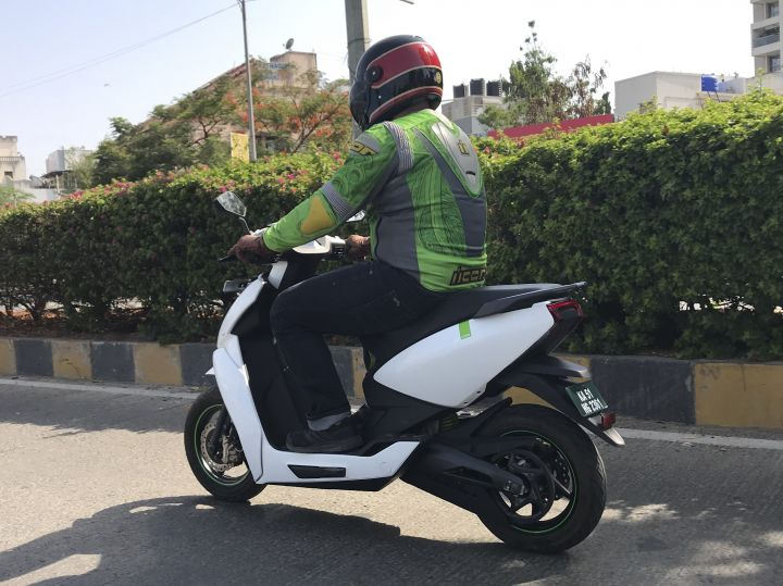 Ather 450 Performance Review - ZigWheels