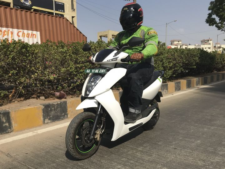Ather 450 Performance Review