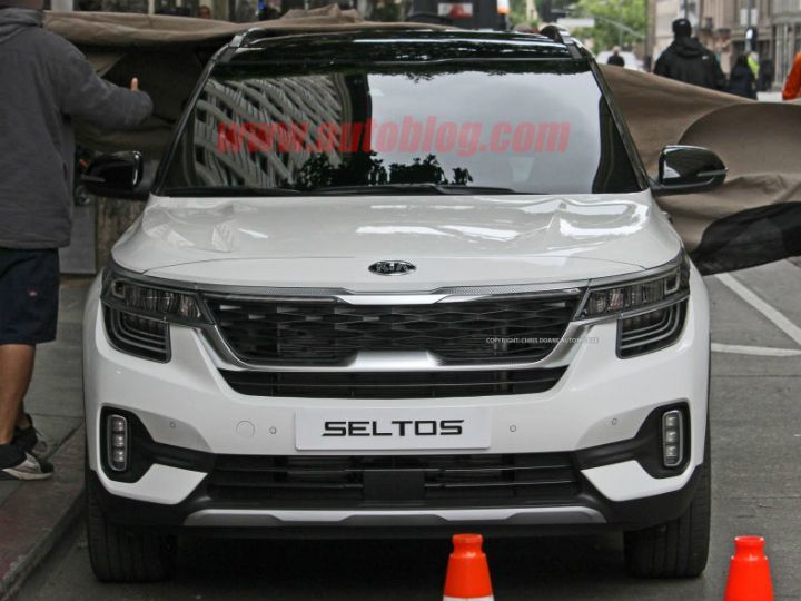 Kia Sp2i Drops Camouflage To Be Called Seltos Internationally