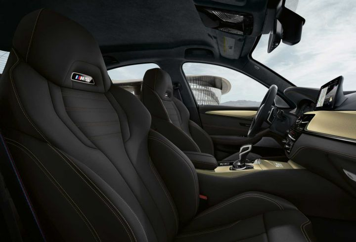 Top Rated Car Seats 2020.2020 Bmw M5 Edition 35 Jahre Is Here And It Eats Supercars For