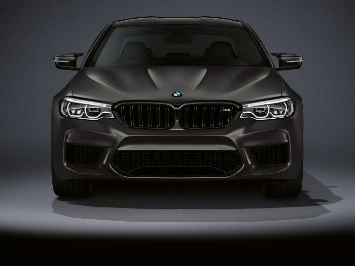 2020 Bmw M5 Edition 35 Jahre Is Here And It Eats Supercars For
