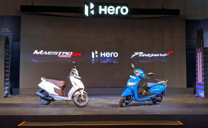 Hero Maestro Edge 125 And 2019 Pleasure Plus Launched!