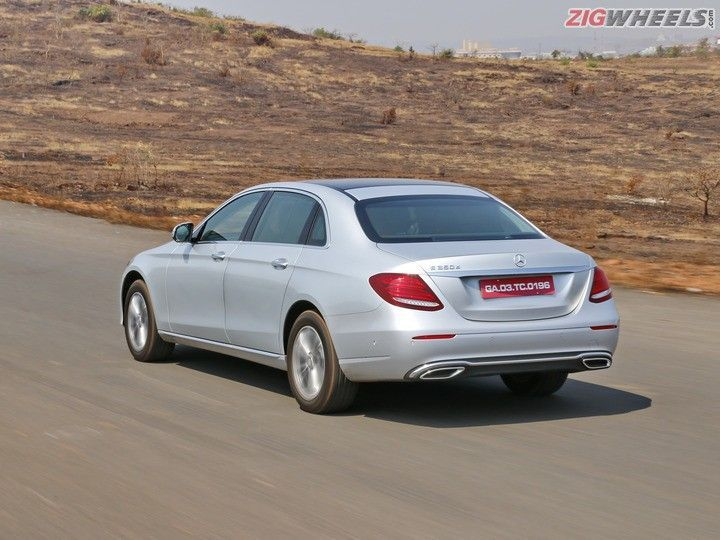 mercedes c350d zigwheels06 720x540 720x540 - BS6-compliant Mercedes-Benz E-class launched in India: Check price, features