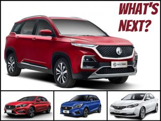 Future MG Cars In India: What's Next After The Hector?