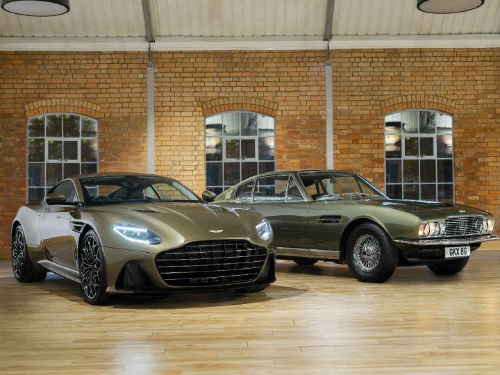 Aston Martin Dbs Superleggera James Bond Edition Is For