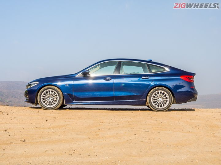 BMW 6 Series Gran Turismo: Road Test Review - ZigWheels