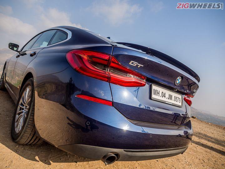 BMW 630i GT