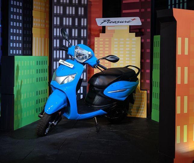 Hero Maestro Edge 125 And 2019 Pleasure Plus Launched!