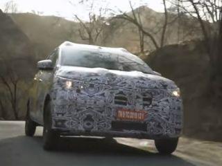 Renault Triber Set For Global Unveil On June 19