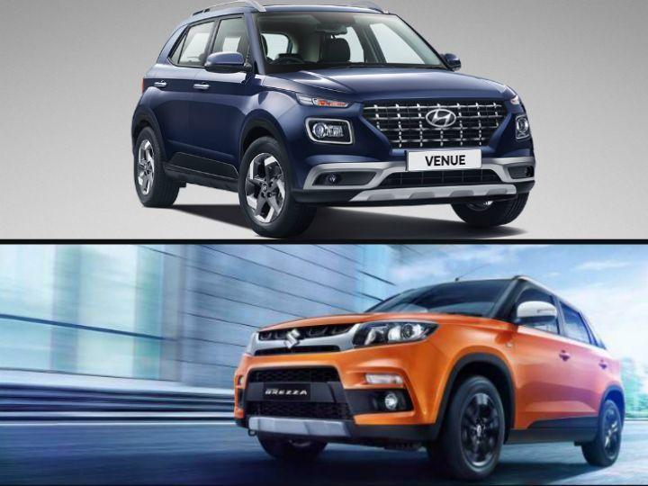 Round 1 Hyundai Venue Vitara Brezza Battle Commences