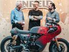 Royal Enfield 650 Twins Don An Outlandish Custom Avatar At Bike Shed