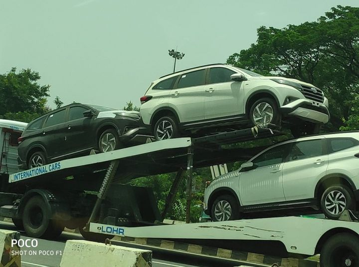 Toyota Rush Spotted Will It Be Launched Here Zigwheels