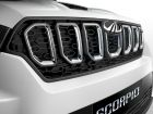 Next-Gen Mahindra Scorpio Spied Testing For The First Time
