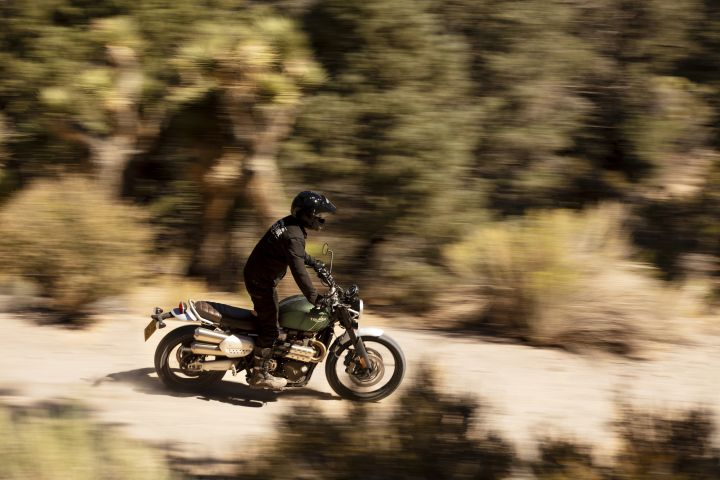 Triumph Scrambler 1200 XC all you need to now
