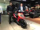 Aprilia Storm 125 Pricing Revealed Official Launch Tomorrow [Updated]