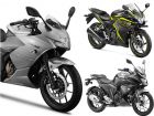 Suzuki Gixxer SF 250 Vs Honda CBR250R Vs Yamaha Fazer 25: Spec Comparo