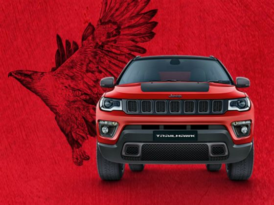 Jeep Compass Trailhawk Set To Become First Bs6 Compliant Model
