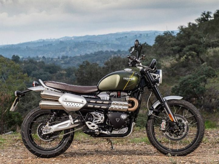 Triumph Scrambler 1200 XC all you need to know