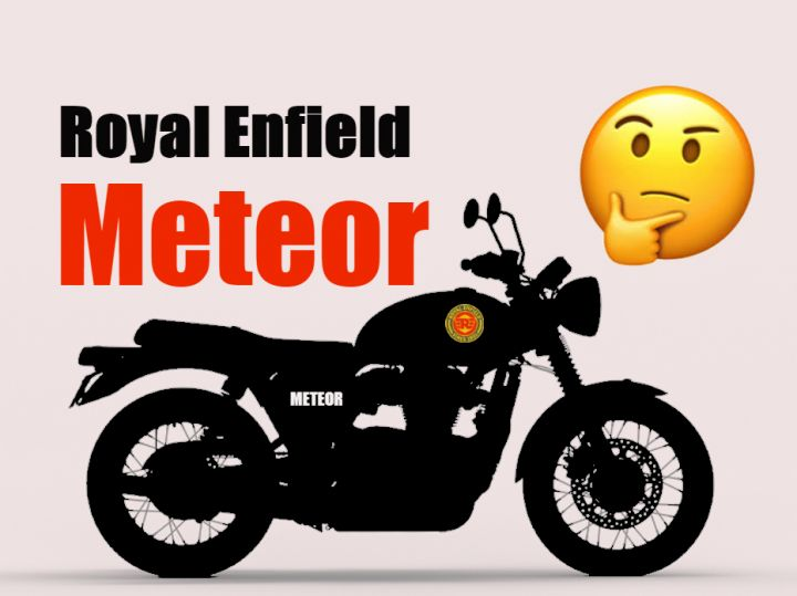 Upcoming Royal Enfield Meteor ZW