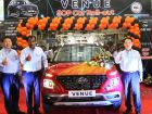 Hyundai Venue Rollout Begins; Launch Two Weeks Away