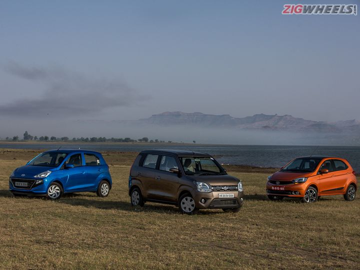 WagonR Vs Santro Vs Tiago: Compact Hatch Comparison