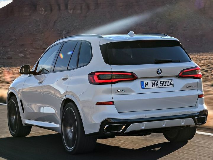 Fourth Generation BMW X5 Launched In India - ZigWheels