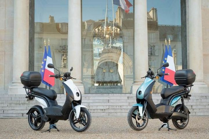 Mahindra Owned Peugeot e-Ludix Makes It To French
