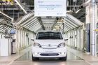 Skoda's First All-Electric Car, The CITIGOe iV, Enters Production