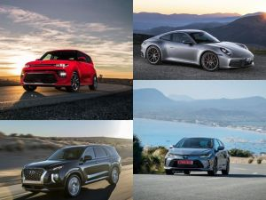 Before 2019 LA Auto Show, Here's A Look At The Cars That Made Some Noise At Last Year's Edition