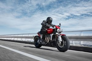 Triumph Teases Arrival Of The Rocket 3