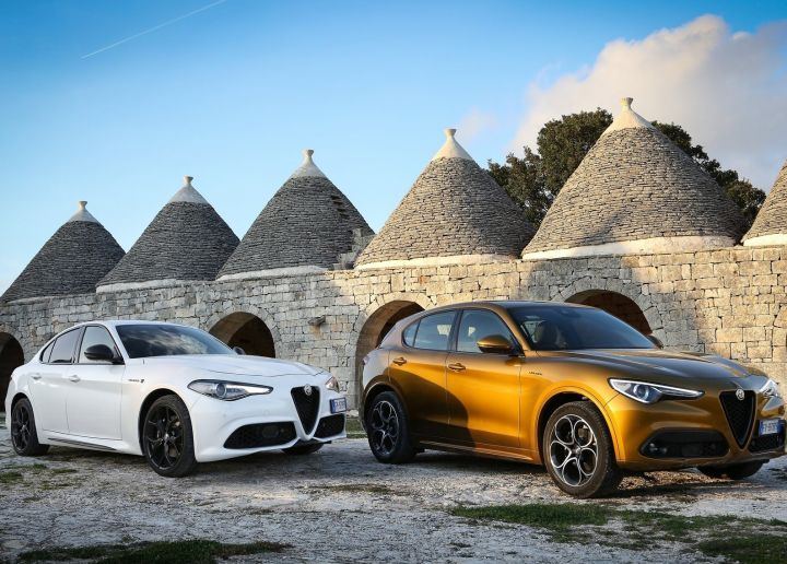La Auto Show 2020.Alfa Romeo At 2019 La Auto Show 2020 Giulia Sedan And