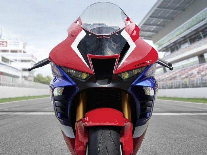 All-New Honda CBR1000RR-R Fireblade
